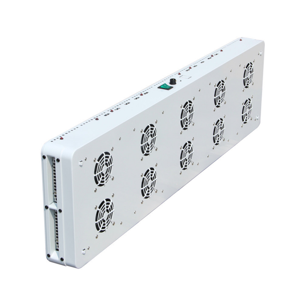 Apollo 4/6/8/10/12/16/18/20 Full Spectrum 10bands LED Grow light with 5w led For Medical Flower Plants Vegetative and Flowering-in Growing Lamps from Lights & Lighting    3
