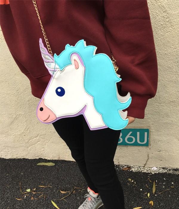 HTB1o3rCOpXXXXcKXXXXq6xXFXXXw - Unicorn Handbag women Shoulder Bag Cute