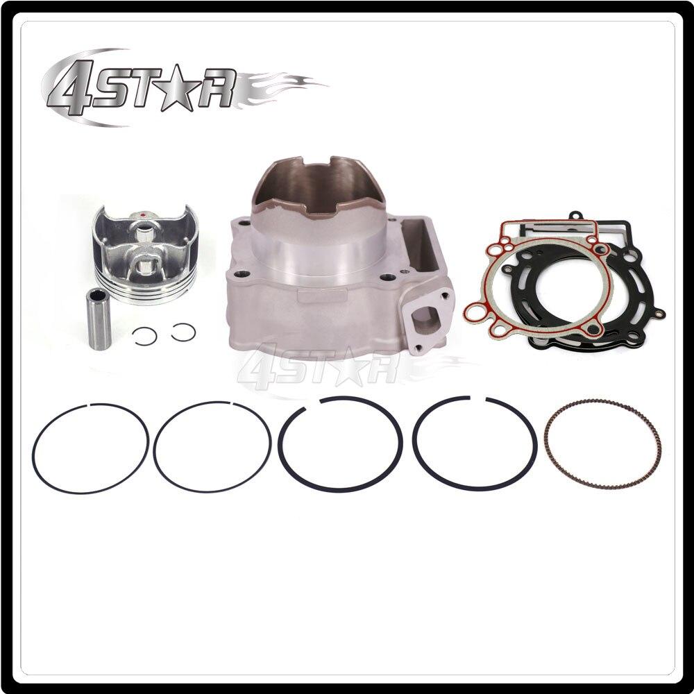 Moto OTOM 300CC Bloc Cylindre Piston Ring Joint Kit Accessoires Pour Bosuer KAYO Xmotor Apollo ZONGSHEN NC250 Dirt Bike