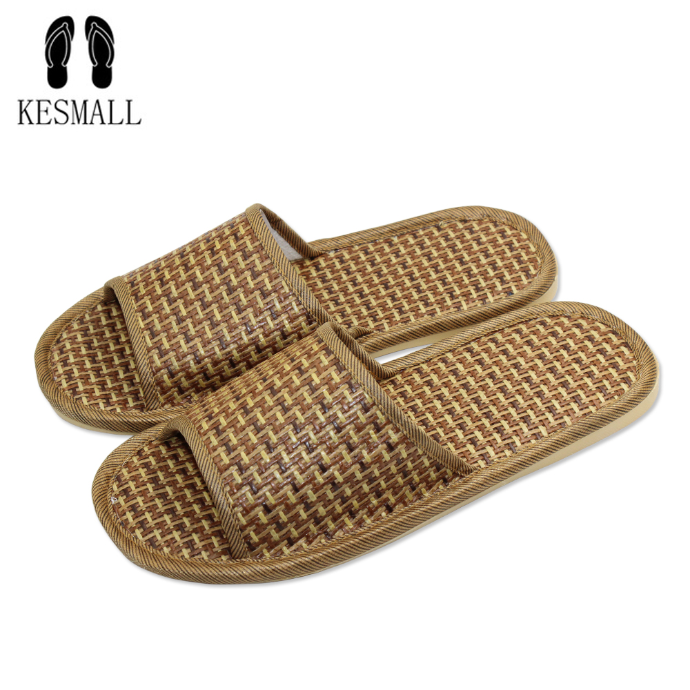 High Quality The New Summer Home Slippers Indoor Shoes Flax Slippers Non-Slip Bohemian Flip Flop Women Slippers Size 35-45 WS347 coolsa women s candy color indoor massage slippers lightweight solid eva home non slip massage slippers beach slippers flip flop