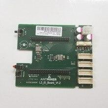 Его заменю один часть Antminer L3+ Управление доска, L3+ BB доска, IO доска