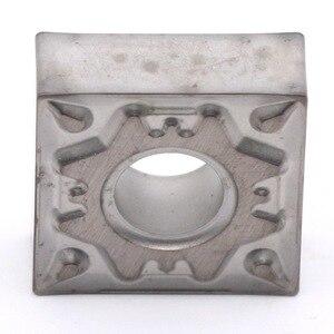 Image 2 - MZG SNMG120404 HQ ZN60 TTurning Nhàm Chán Cắt CNC Carbide Gốm Kim Loại Dạng cho Thép Chế Biến cho Giá Đỡ MSBN MSKN MSDNN