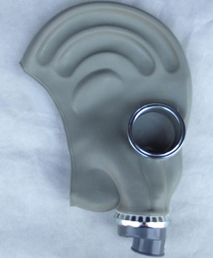 Гасна маска Респиратор Гумена маска - Безбедност и заштита - Фотографија 3