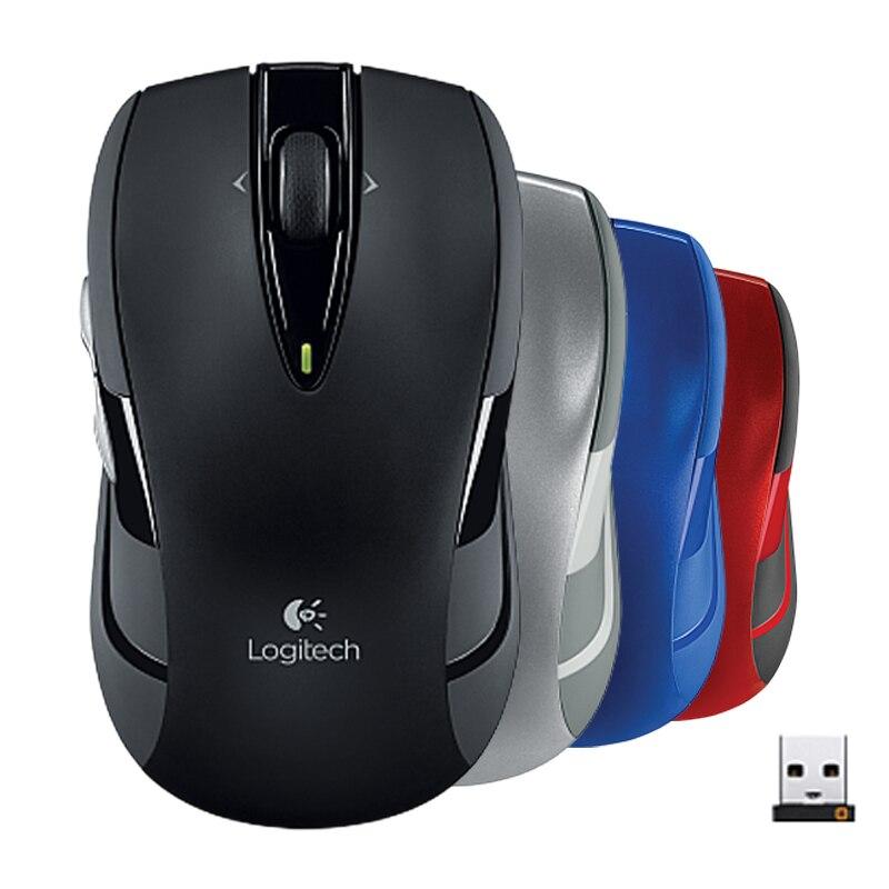 Logitech M546 récepteur de souris de jeu sans fil souris de Gamer unifiante authentique optique 1000 dpi livraison gratuite