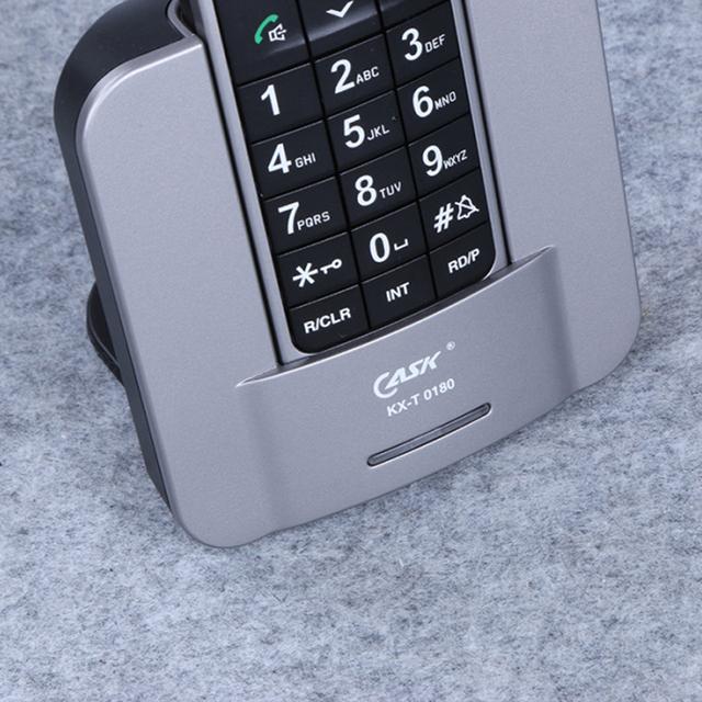 English Russian Language Home Wireless Phone