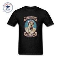 2017 Nowy camis Drukowane T Shirt Najlepszy Prezent Dla Znajomego Śmieszne Cotton T Shirt dla mężczyzn