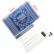SMD Flashing Board DIY Kit