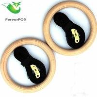 FervorFOX 1คู่/ล็อตไม้ไม้1.1