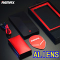 Remax Aliens Power Bank 5000mAh USB External Mobile protable charger Powerbank Battery for iPhone mobile Phone Universal Charger