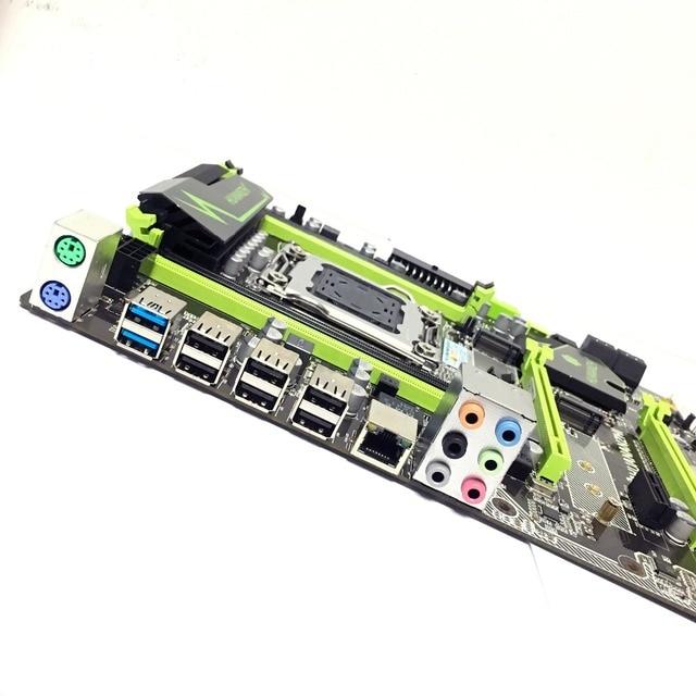 HUANANZHI  X79 LGA2011 DDR3 PC Desktops LGA 2011 Computer Motherboards Suitable for server  ECC  ECC REG RAM 3