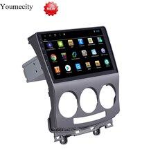 Youmecity! Восьмиядерный 32G rom Android 8,1 автомобильный dvd gps плеер для Mazda 5 2005-2010 радио Видео Стерео Аудио навигация