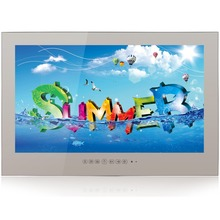 Free Shipping 19 inch WiFi HDMI HD Smart Waterproof Android Mirror TV