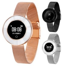 Купить с кэшбэком Microwear X6 Fashion Smart Watch Women fitness tracker Smart bracelet Heart Rate Blood Pressure IP68 Waterproof SmartWatch