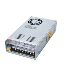 S-350-48V single output DC switching power supply, industrial control industrial electric switching power supply [powernex] mean well original hlg 120h 20 20v 6a meanwell hlg 120h 20v 120w single output switching power supply