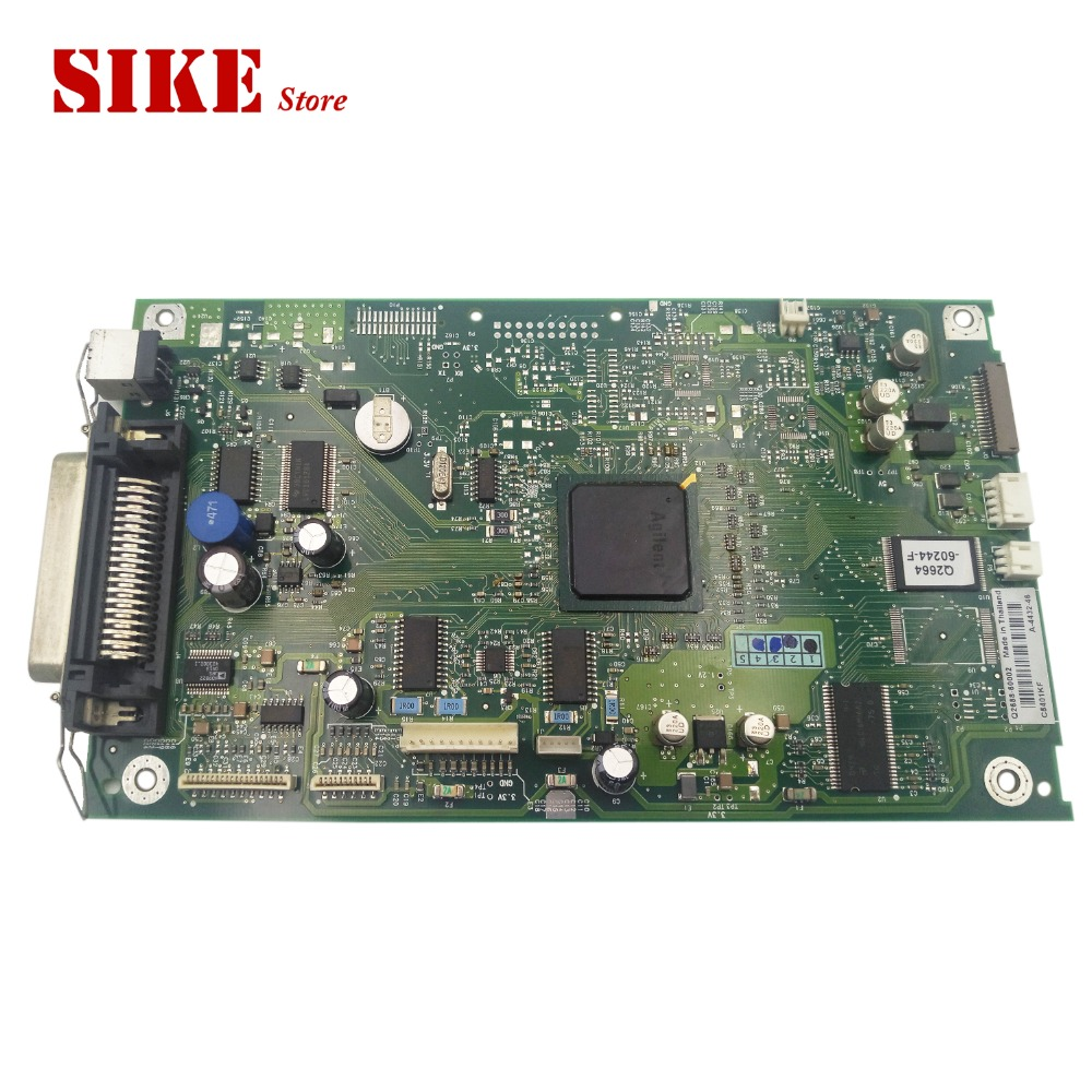 Q2668-60001 Logic Main Board Use For HP LaserJet 3020 HP3020 MFP Formatter Board Mainboard 2016 new [simon hisaint ink ]applicable hp hp818 cartridges d1668 d2568 f4288 2668 hp818xl excess capacity of 2668 classic