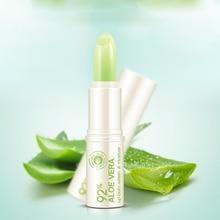 BIOAQUA Women Lipbalm Natural Aloe Vitamin E Moisturizin Lip Balm Colo