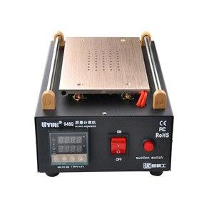 UYUE 948Q Built-in Pump Vacuum Glass LCD Screen Touch Screen Separator Machine Max 7 inches Mobile Phone Disassemble Repair Tool
