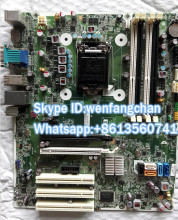 Free shipping 8100 Elite 531990-001 Motherboard Mainboard PCI-E DDR3 1156 Pin 100% Tested
