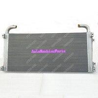 Новый масляный радиатор для экскаватора Hitachi ZAXIS330LC EX ZAXIS330LC DH ZAXIS330 EX машина