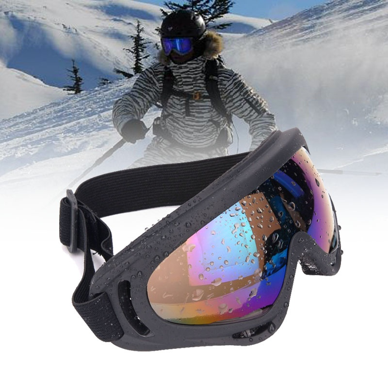 Hunting Ski Outdoor 100% UVA Protective Eyewear Tactical Airsoft Paintball Goggles Sports Bicycle Cycling Riding Sunglasses
