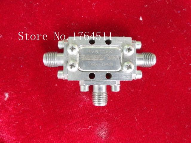 [BELLA] AVANTEK DBX-184M 4-18GHZ SMA RF imported RF coaxial mixer[BELLA] AVANTEK DBX-184M 4-18GHZ SMA RF imported RF coaxial mixer