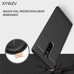 Image 3 - Para funda de teléfono SONY Xperia XZ4 carcasa a prueba de golpes armadura de goma para SONY Xperia XZ4 funda trasera para Xperia XZ4 shell Fundas