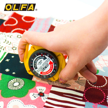 OLFA Europe launched Japan imported portable hob cutting cloth cutting knife home craft knife CHN-1