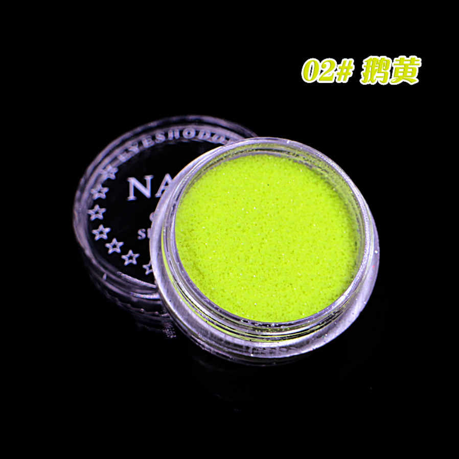 Light Yellow 23 Color Glitter Eyeshadow Powder Pigment Mineral Spangle Makeup Cosmetic Set Waterproof Long-lasting Smooth Makeup