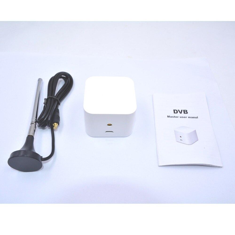Kaycube Wifi DVB-T2 DVB-T 2.4G récepteur TV numérique Tuner prise en charge Android Windows IOS système regarder la télévision en direct nouveau