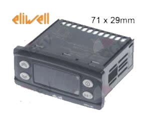 Eliwell ID Plus 961 COMANDO DIGITALE TERMOSTATO par FRIGO REFRIGERANTE 230 V