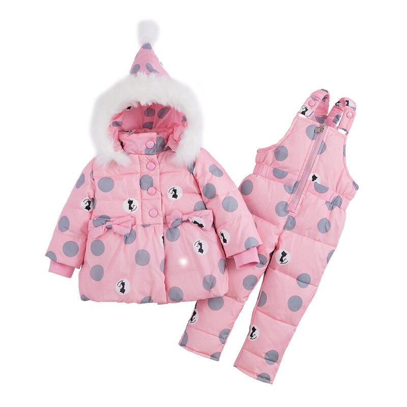 Princesse enfants fleur robes enfant marque vêtements rose veste fille hiver 1-3Y filles hiver manteau 4 couleurs doudoune pour filles