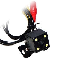 HD CCD Night Vision samochodów widok z tyłu kamery 170 szeroki kąt uniwersalny kamera cofania samochodu kamera cofania kamera parkowania