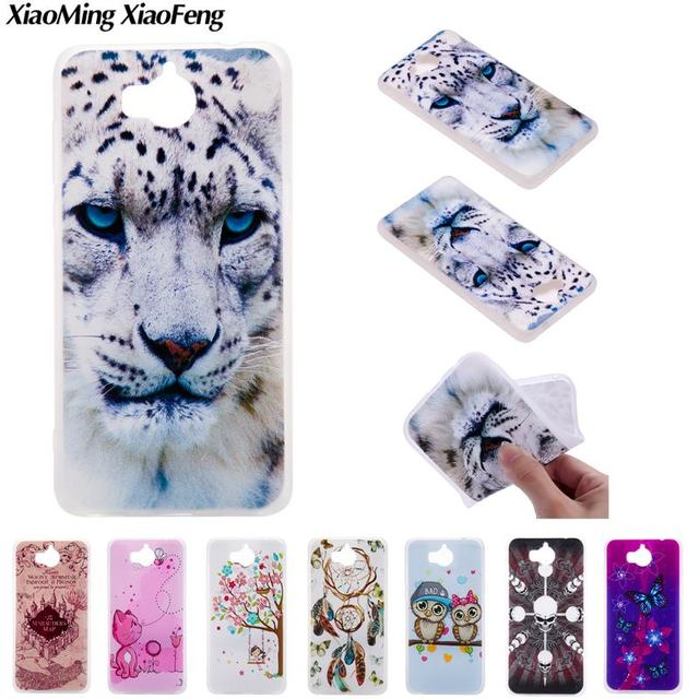 coque 3d huawei y6 2017
