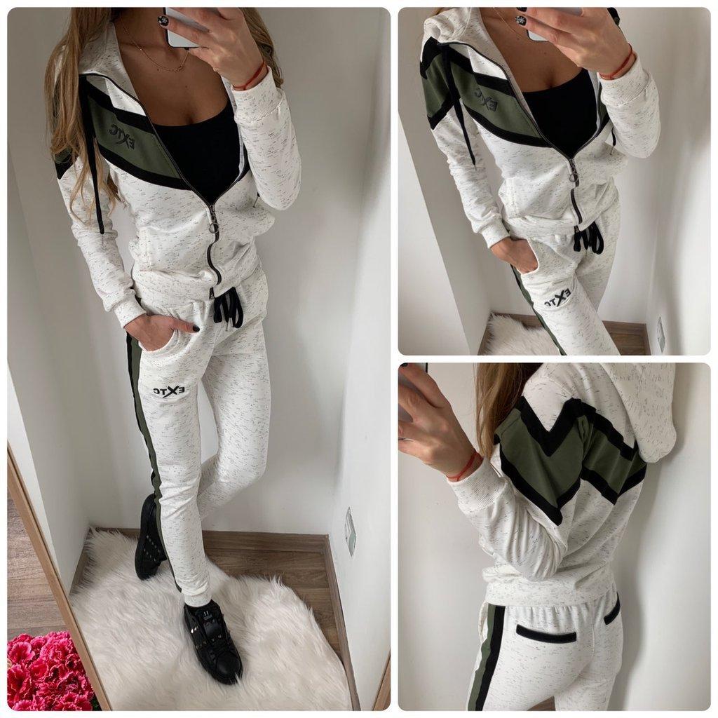 <+>  Спортивный костюм женский пуловер йога комплект спортивная одежда женская одежда для тренировок женс ✔