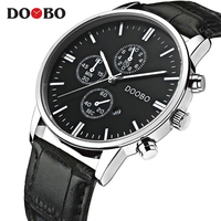 2017 Casual Fashion Quartz Watch Men Watches Top Luxury Brand Famous Wrist Watch Male Clock For