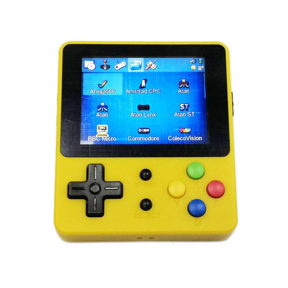 LDK 2.6 pouces Écran Mini-Jeu Portable Console Nostalgique Enfants Rétro jeu Mini Famille TV Vidéo Consoles FORGBA FORGBC FORGB