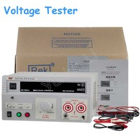 Hoge Nauwkeurigheid Voltage Meter Ac/Dc 5KV Spanningsweerstand Tester Druk Hipot Tester RK2672AM