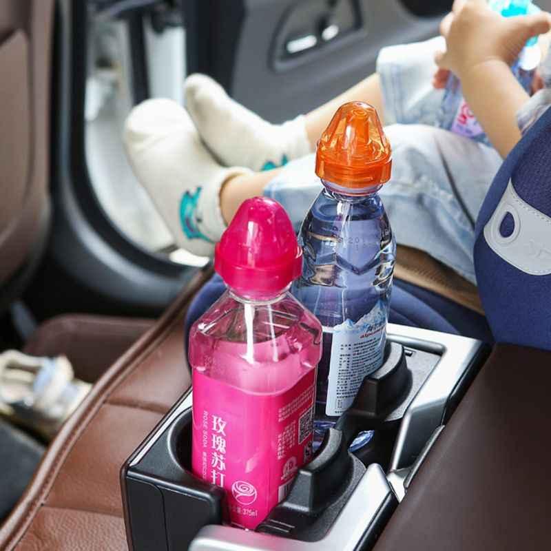 ขวดนมเด็กทารกดื่มอุปกรณ์หัวนม Leaf แบบพกพาหมวกอุปกรณ์สำหรับเดินทางเด็กกลางแจ้ง Preve