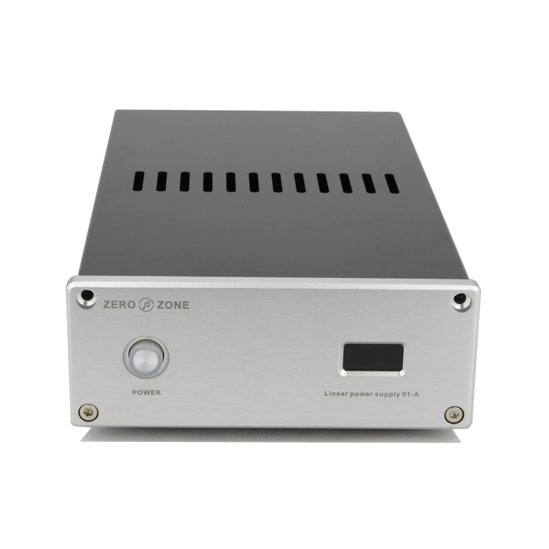 SUQIYA-All-aluminum Linear Power Supply Chassis With Display