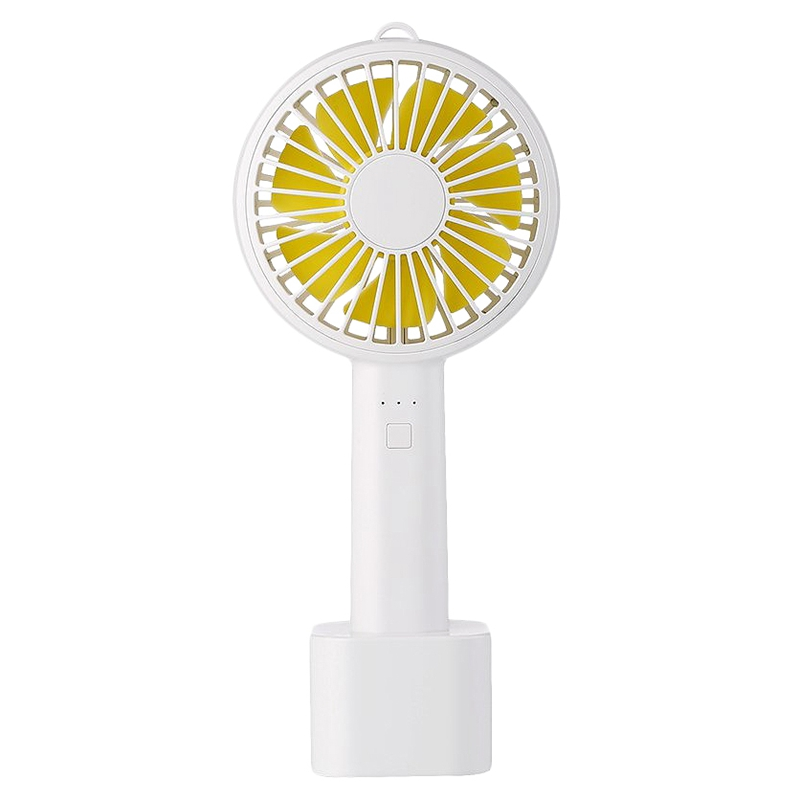 Handheld Mini Fan,USB Charge Personal Fan With Anti-Slip Base,3-Speed Adjustment, Large Air Volume, Quiet Work, Portable CooliHandheld Mini Fan,USB Charge Personal Fan With Anti-Slip Base,3-Speed Adjustment, Large Air Volume, Quiet Work, Portable Cooli
