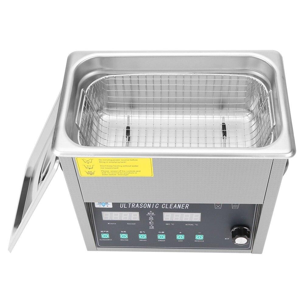 3L 6L 10L 14L 15L 19L 22L 30LDigital Ultrasonic Cleaner Stainless Steel Ultra Sonic Cleaning Machine