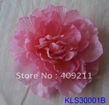 KLS30001B 17cm dia silk peony hair flower+144pcs+ EMS Free shipping +hot sale , wedding flower, home decoration