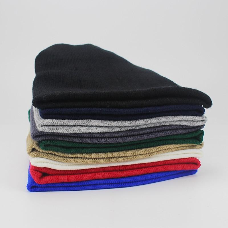 New-Winter-Hat-Women-Man-Green-Hat-Skullies-Beanies-Unisex-Warm-Hat-Knitted-Cap-Hats-For (5)