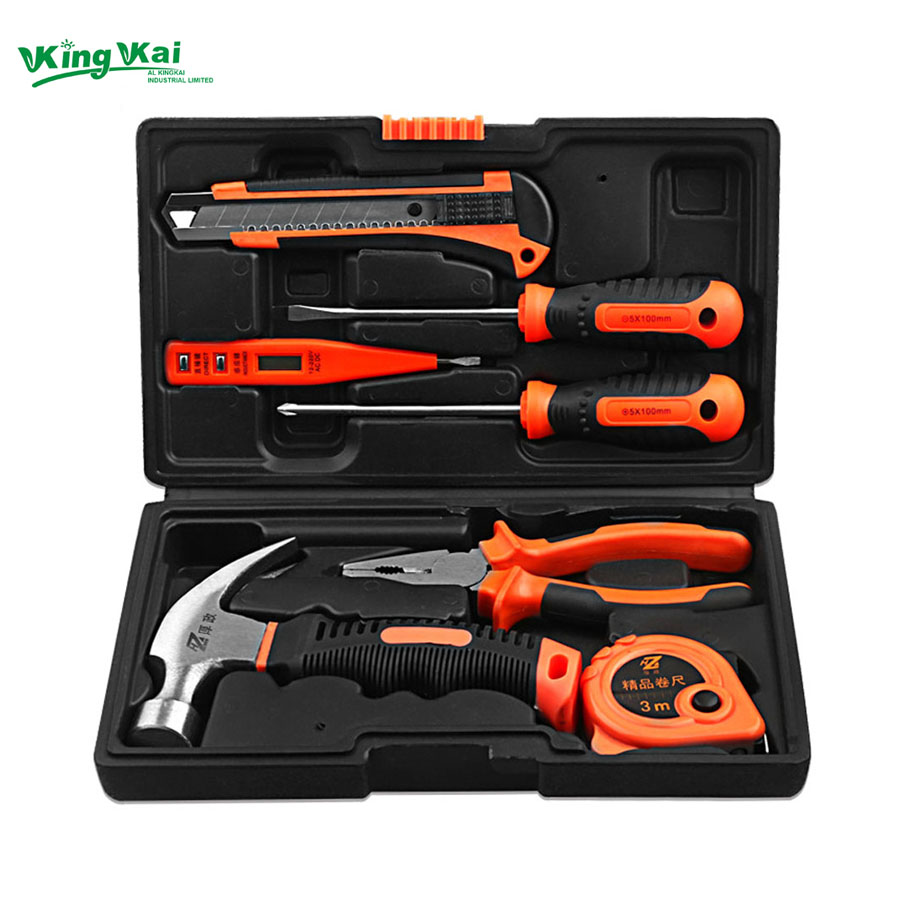 8 125 PCS Multifunctional Hand Tool Sets Hardware Tools ...