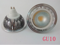AR111 Bóng Đèn LED GU10 E27 G53 Ánh Đèn Sân Khấu Đèn 110 V 220 V 12 V COB Bright Chip 12 Wát 9 Wát 7 Wát 5 Wát Xuống Sáng trắng Ấm Lạnh trắng