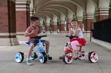 Многофункциональный трехколесный велосипед 3 в 1 детская коляска
