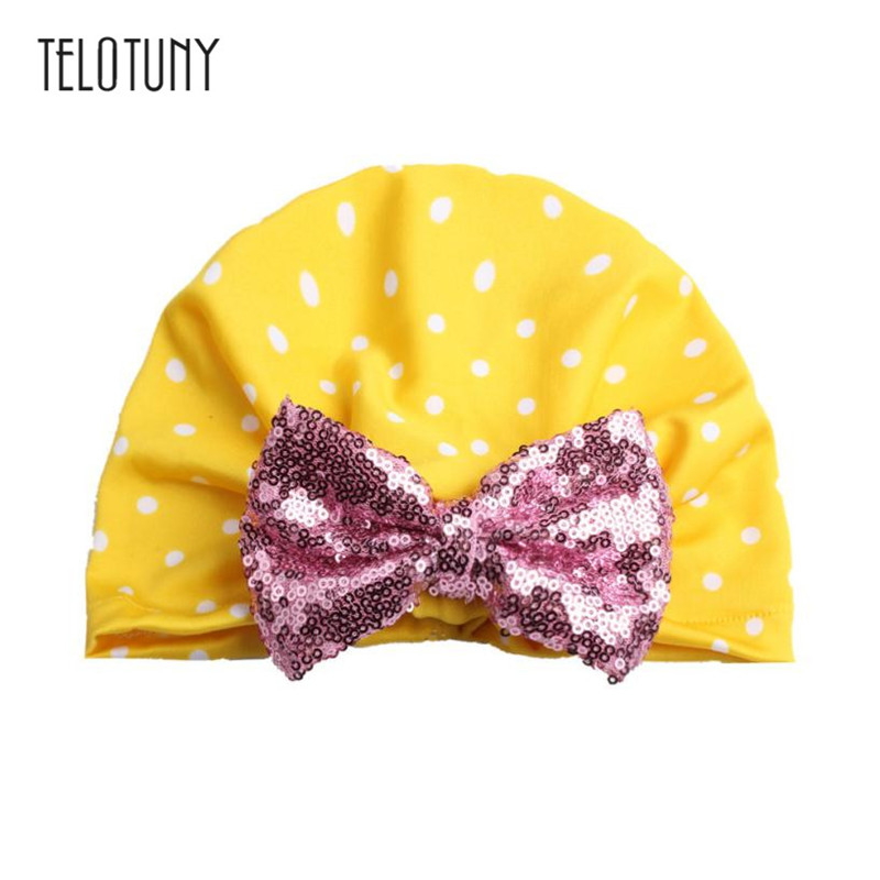 TELOTUNY Toddlers Infant Baby Child Dot Hollow Out Sequins Butterfly Hat Headwear Hat Polyester dress cosplay dance partyS3FEB13
