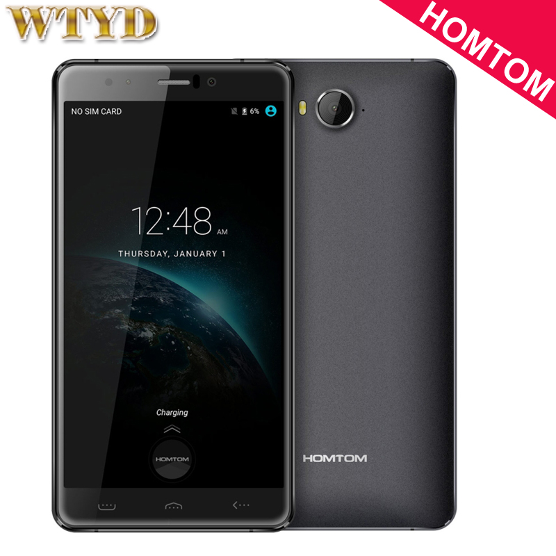 HOMTOM HT10 32GB/4GB Network 4G Iris Identification 5.5'' Android 6.0 MTK6797 Helio X20 Ten Core Smartphone FDD-LTE