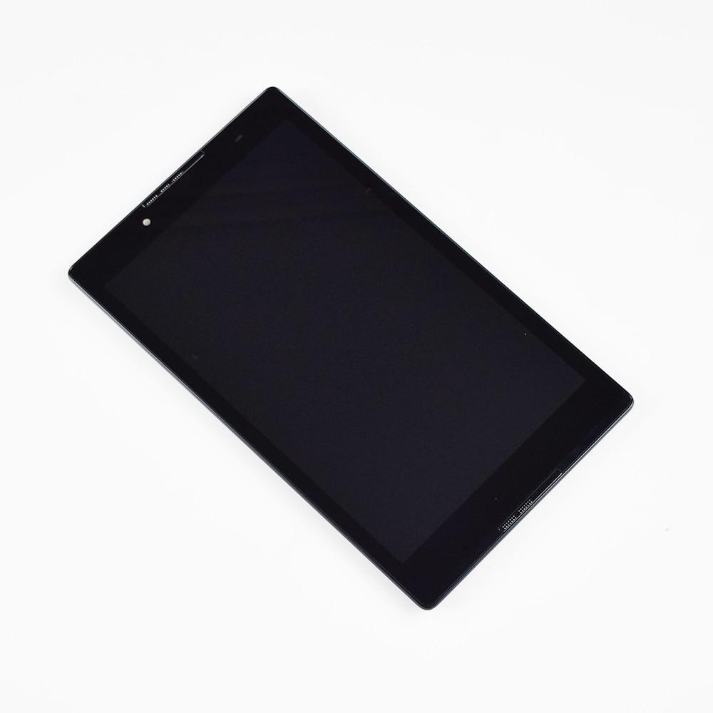 Новый Сенсорный экран ЖК-дисплей Дисплей панели преобразователь в сборке рамка для lenovo Tab 3 TAB3 8,0 850 850F 850 м TB3-850M TB-850M Tab3-850