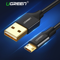 Ugreen Reversible Micro USB Cable Tangle-free USB to Double Sided Data Sync USB Charger Cable for Samsung HTC LG Sony Android